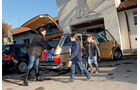 Mercedes-Benz 230 TE, Nicole Haag mit Töchtern