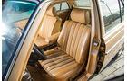 Mercedes-Benz 300 D, Fahrersitz