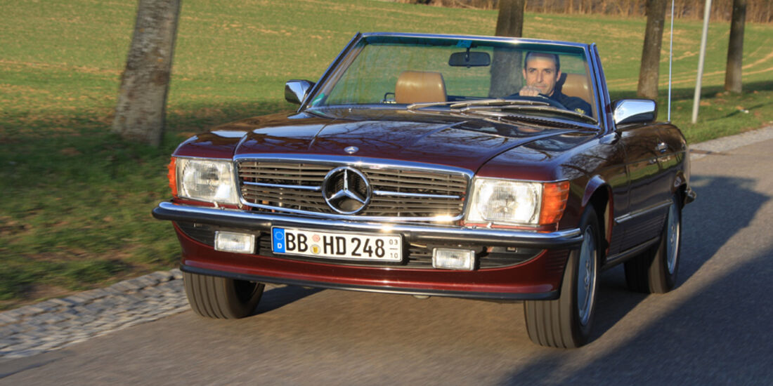Mercedes-Benz 300 SE Coupe, Frontansicht