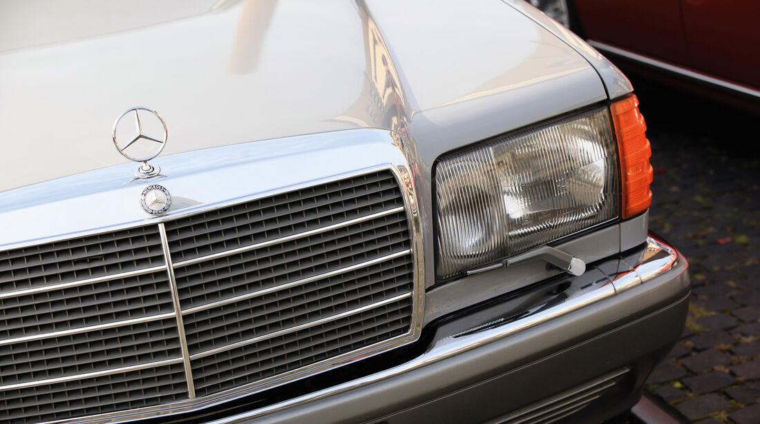 Mercedes-Benz 300 SE, Kühlergrill