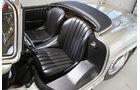 Mercedes-Benz 300 SL Roadster, Sitze