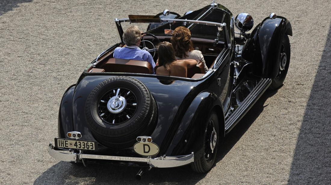 Mercedes-Benz, 380 K W22, Cabriolet, Mercedes-Benz, 1934, Berthold Albrecht, D