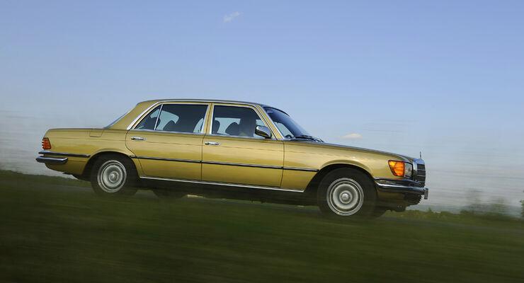 Mercedes-Benz 450 SEL 6.9, W 116, Baujahr 1977