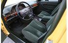 Mercedes-Benz 560 SEL, Baujahr 1986, Innenraum