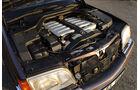 Mercedes-Benz 600 SEL, W 140, Baujahr 1992 Motor
