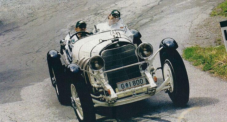 Mercedes-Benz 720 SSK