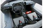 Mercedes-Benz C 111 Innenraum
