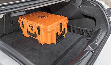 Mercedes Benz CLA 220, Kofferraum