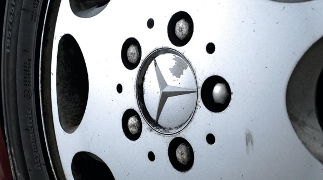 Mercedes-Benz E 280 T, Felge