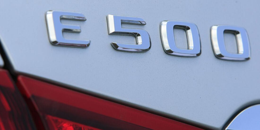 Mercedes-Benz E 500 Coupé