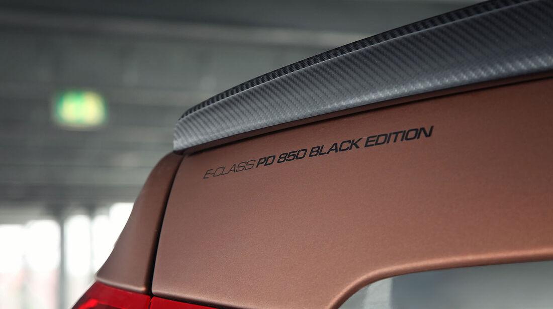 Mercedes-Benz E-Klasse Coupé PD850 Black Edition Widebody (C207)