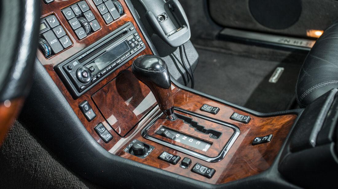 Mercedes-Benz S600, Schalthebel