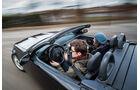 Mercedes-Benz SLK 200 Kompressor, Cockpit, Fahrt