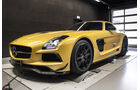 Mercedes Benz SLS AMG Black Series, Tuning, mcchip-dkr