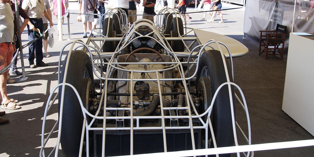 Mercedes-Benz T 80 record car