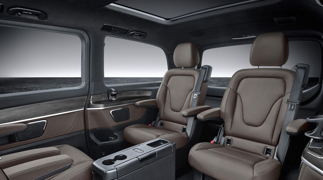 Mercedes Benz V-Klasse (2019)