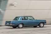 Mercedes-Benz W108, Seitenansicht