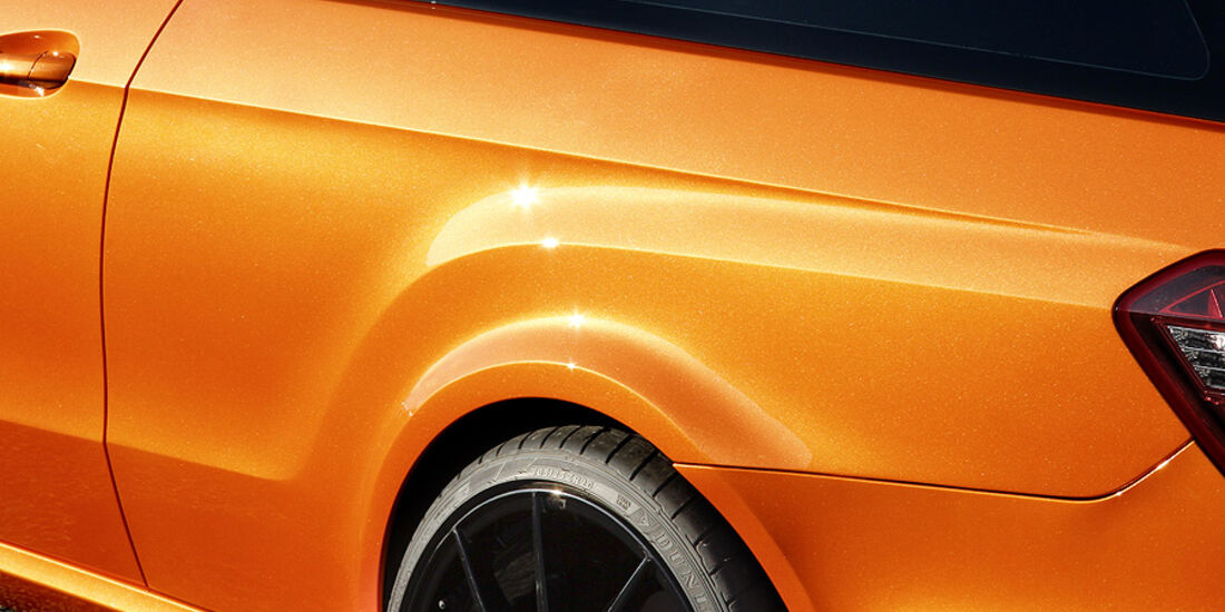 Mercedes Binz X-Orange