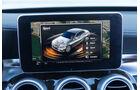 Mercedes C 180, Monitor