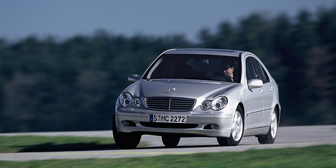 Mercedes C 200, E10