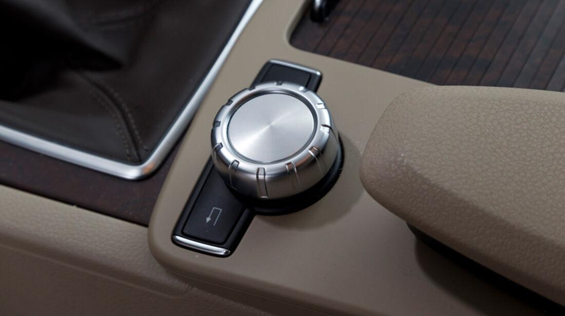 Mercedes C 200, Multifunktionsrad