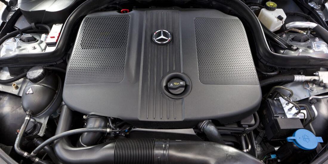 Mercedes C 220 CDI, Motor