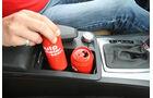 Mercedes C 250 T-Modell, Detail, Innenraum, Cupholder