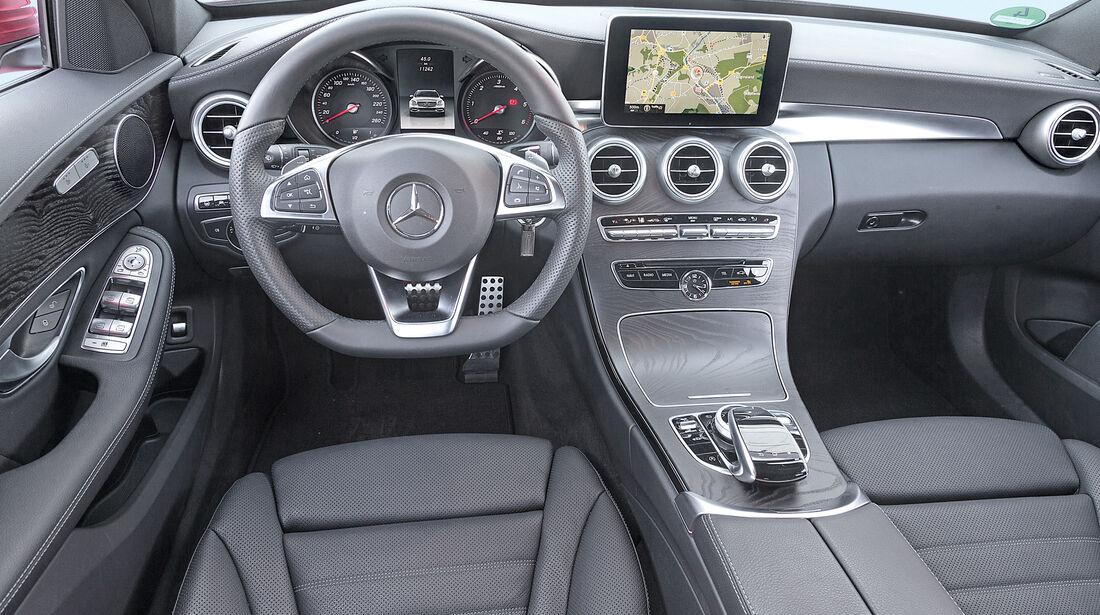 Mercedes C 250 d 4Matic T, Motor