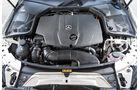 Mercedes C 250 d, Motor