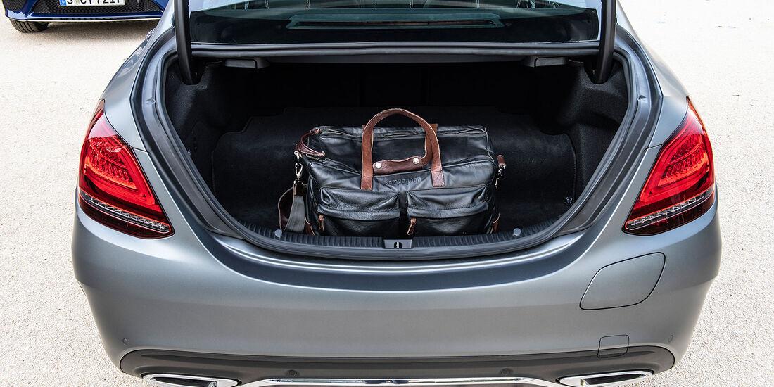 Mercedes C 300 de Plug-in Hybrid W 205 (2018)