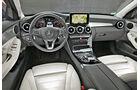 Mercedes C 350 e T-Modell, Cockpit