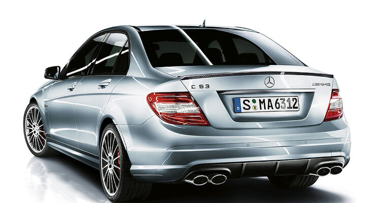 Mercedes C 63 AMG Performance Package Plus