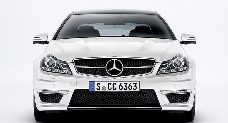 Mercedes C-Klasse C-Coupé C 63 AMG