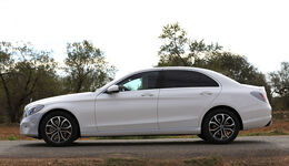 Mercedes C-Klasse Erlkönig
