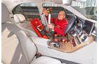 Mercedes C-Klasse, Kopffreiheit
