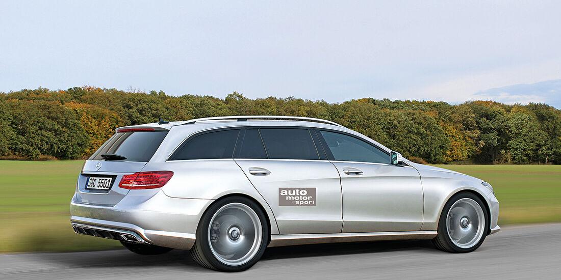 Mercedes C-Klasse, T-Modell