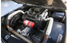 Mercedes C111, Motor