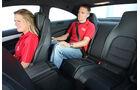 Mercedes C250 Coupe, Sitze