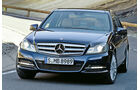 Mercedes C350 BlueEffi ciency