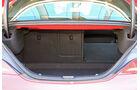 Mercedes CLA 250, Kofferraum