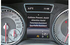Mercedes CLA 250 Shooting Brake AMG Line, Anzeigeinstrument