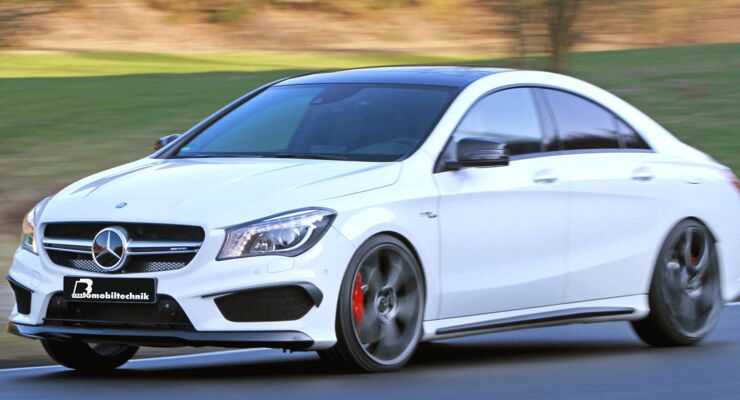 Mercedes CLA 45 AMG by B&B