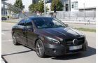 Mercedes CLA Facelift Erlkönig
