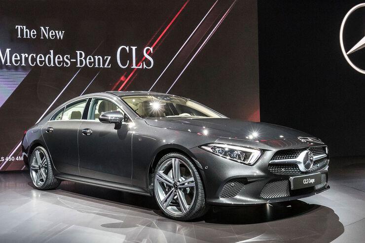 Mercedes Cls Jahre