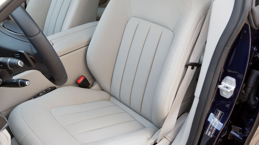 Mercedes CLS 250 CDI Shooting Brake, Fahrersitz