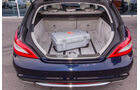 Mercedes CLS 250 CDI Shooting Brake, Kofferraum