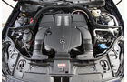 Mercedes CLS 400 4Matic, Motor