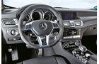 Mercedes CLS 63 AMG Performance Package, Cockpit