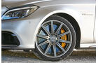 Mercedes CLS 63 AMG S Shooting Brake, Rad, Felge, Bremse