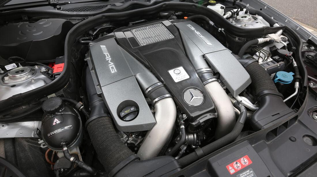 Mercedes CLS 63 AMG Shooting Brake, Motor